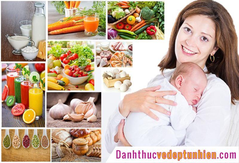 Bổ sung các chất dinh dưỡng cho người bị viêm âm đạo sau khi sinh