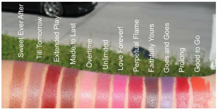 Pro Longwear Lipcrem
