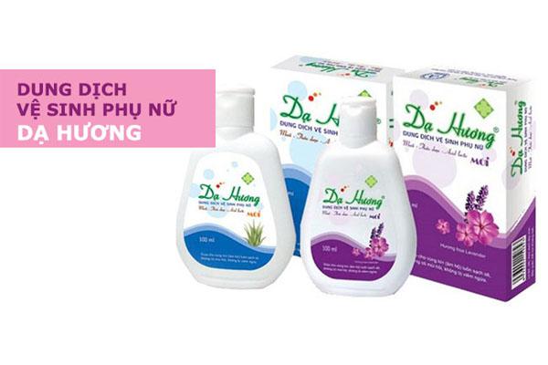 Dạ hương là một loại dung dịch vệ sinh được nhiều người sử dụng nhất tại việt nam