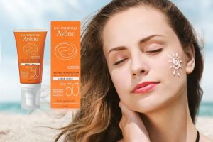 Avene Very High Protection Cream SPF 50+ Fragrance Free cho da nhạy cảm