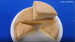 Bánh bông lan phô mai Đài Loan trở thành món ăn gây sốt