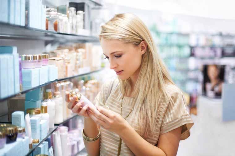 Bạn cần xem kỹ thành phần trước khi mua